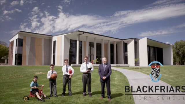 Blackfriars open $10 million STEM and Year 12 learning complex