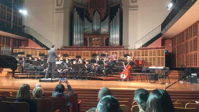 UNSW School Band Festival Success