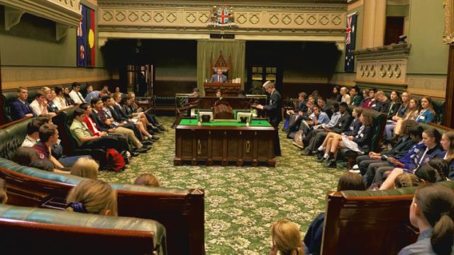 Children's Week Parliament
