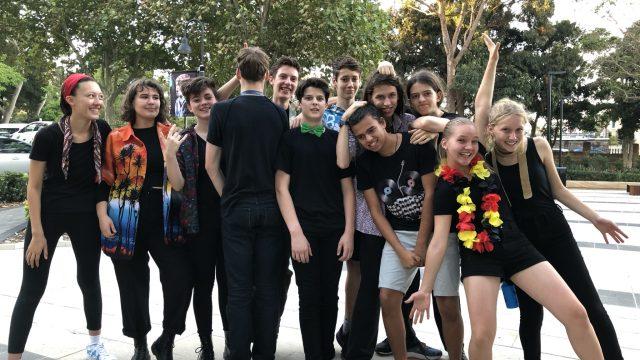 Theatresports Schools Challenge
