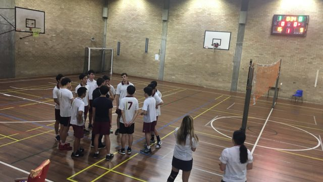 CHS Opens Boys Volleyball Knockout vs Cromer High School (Round 2)