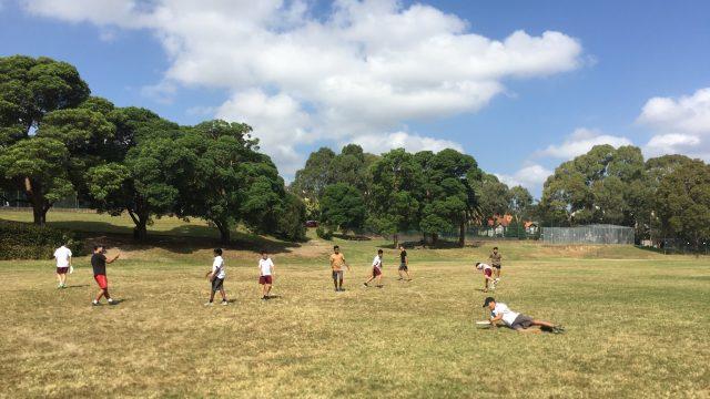 Ultimate Frisbee Workshops