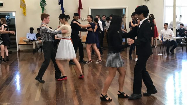 Year 10 PDHPE Ballroom Dancing