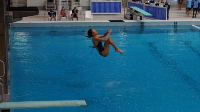 CHS Diving