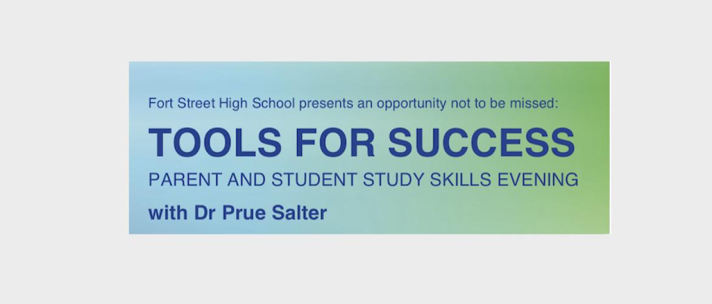 Study Skills Online Handbook and Year 7 Event
