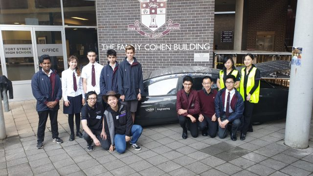 UNSW Solar Racing Team
