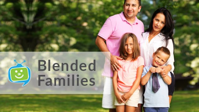 This month on SchoolTV – Blended Families