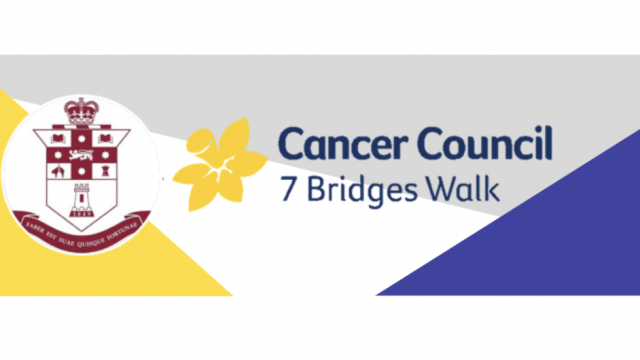 Support the Year 8 Charity Committee – 7 Bridges Walk