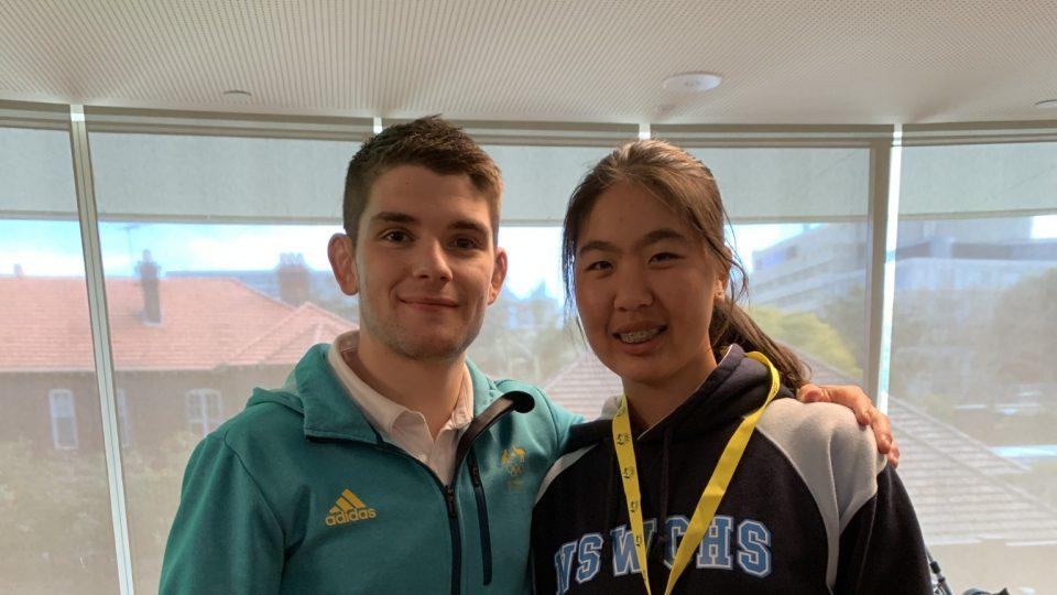 Australian Olympic Change Maker Program