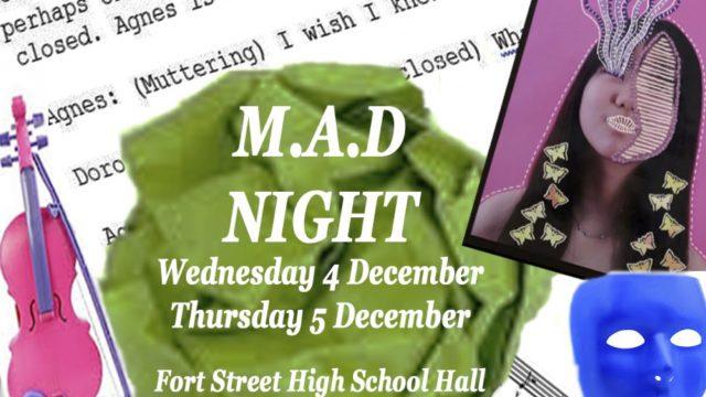 M.A.D Night