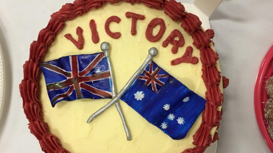 V for Victory History Dance