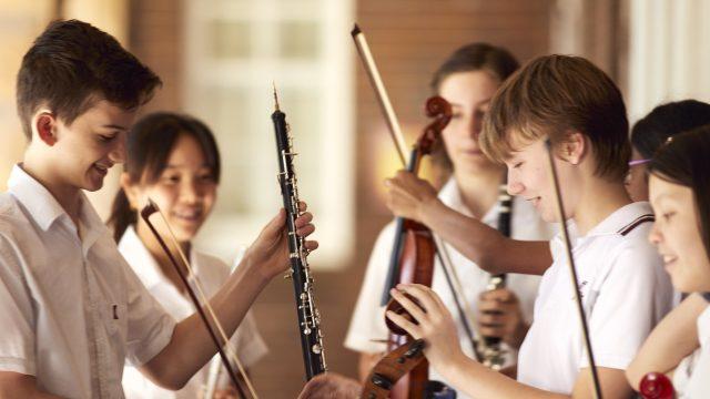 Instrumental Music Program