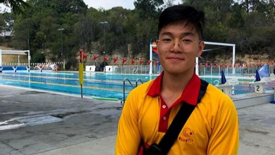 An Incredible Lifeguard – Gavin Xu