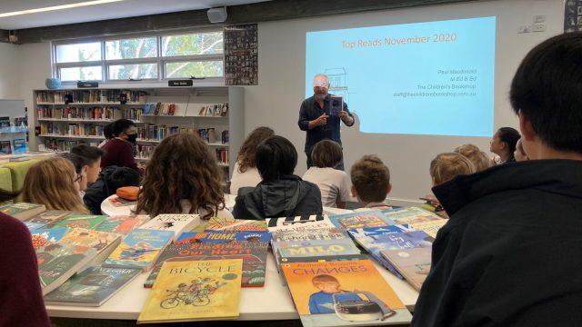 Children's Bookshop visit