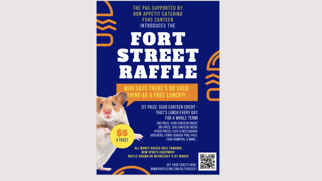 Fort Street Raffle