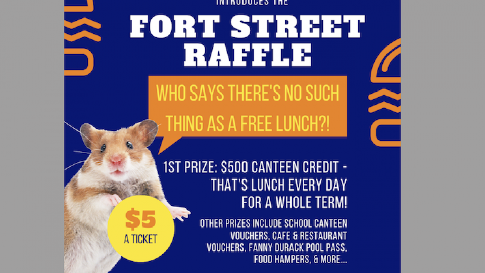 Fort Street P&C Raffle