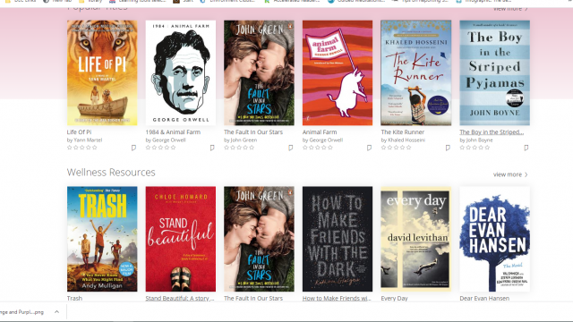 eBooks through your library