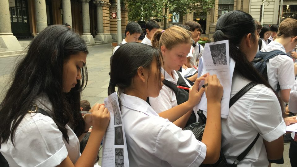 Year 9 History Excursion