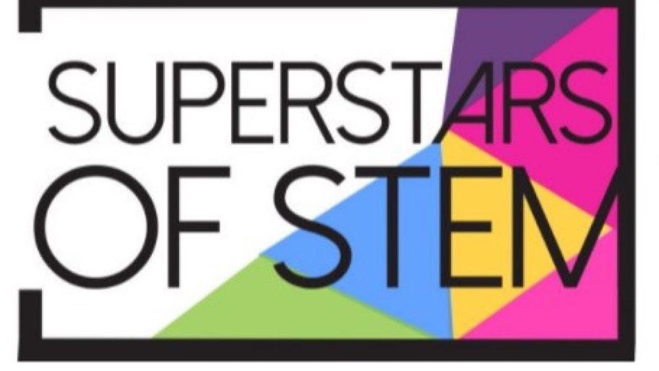 Superstars of STEM webinars