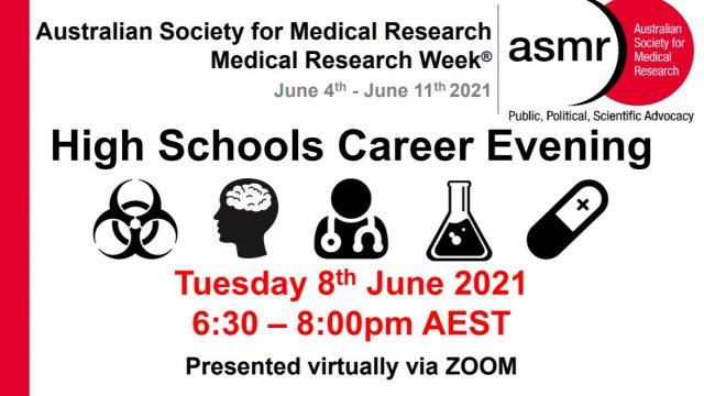 ASMR High School Careers Evening