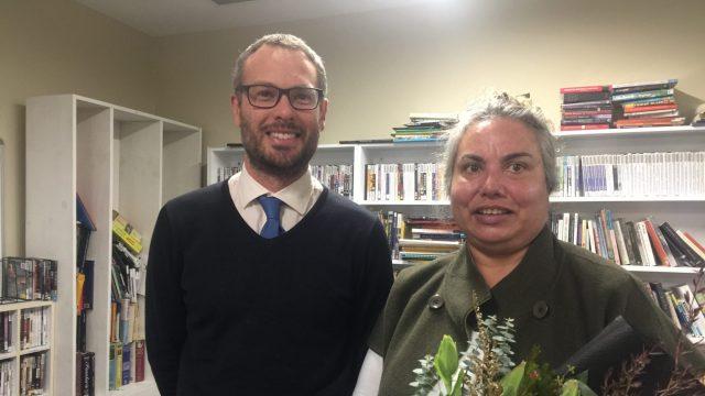 Year 9 Aboriginal Presentation Visit with Dr Liesa Clague