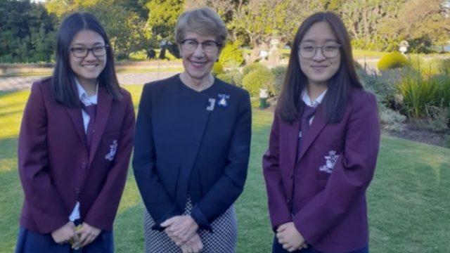 NSW Parliament Secondary Schools Leadership Program