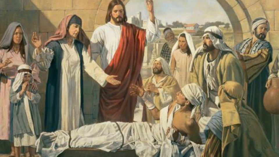 Removing the ties that bind us: a reflection on Lazarus