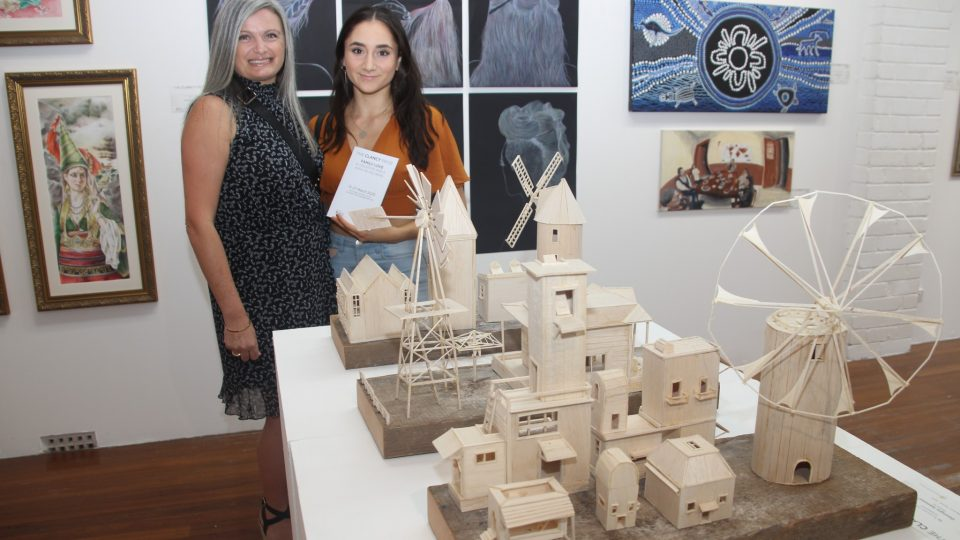 Clancy Prize: student art awes
