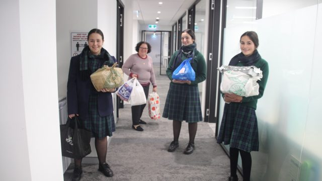 One Meal clients say 'thank you'