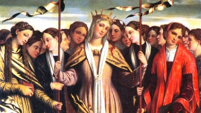 Happy Feast Day to all in our St Ursula's community