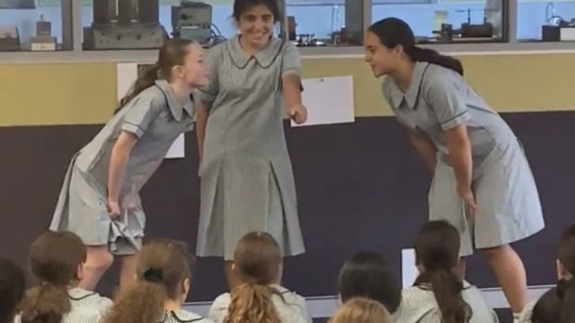 Year 7 undertake first ever Slam Poetry Championship