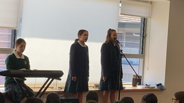 Year 9 give captivating performances at Showcase of Talent