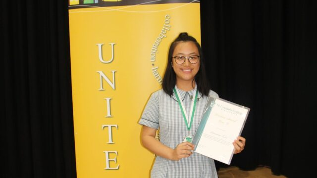 Academic Awards acknowledge extraordinary achievements