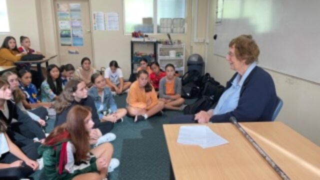 Year 7 learn about what it means to be Catholic