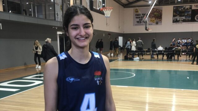 Year 12 student selected to NSW All Schools Basketball squad
