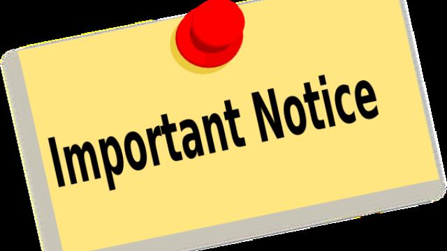 Reminder: Check your NESA details