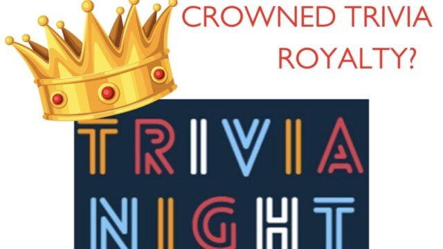 EVENTS – TRIVIA NIGHT